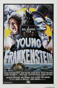 murió Gene Wilder, murió Willy Wonka, murió el Doctor Frankenstein