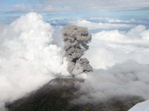 Volcán Turrialba en Vivo