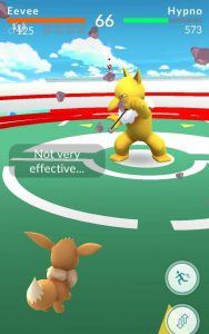 truco pokemon go gimnasio