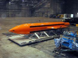 moab bomba afganistan