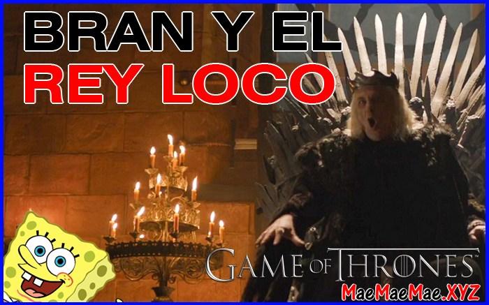 game of thrones rey loco bran stark