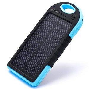 cargador solar para teléfono móvil