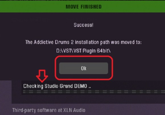 AD2 error 04