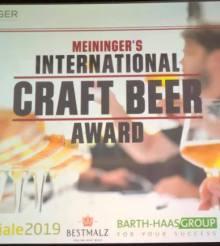 Männerabend Special – Meininger Craft Beer Award 2019