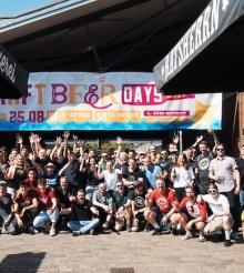 Männerabend on tour – Craft Beer Days 2019