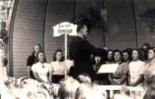 Gemischter Chor Dinklage 1947