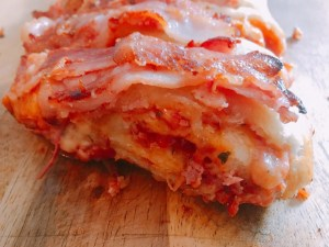 Bacon-Pizza-Rolle