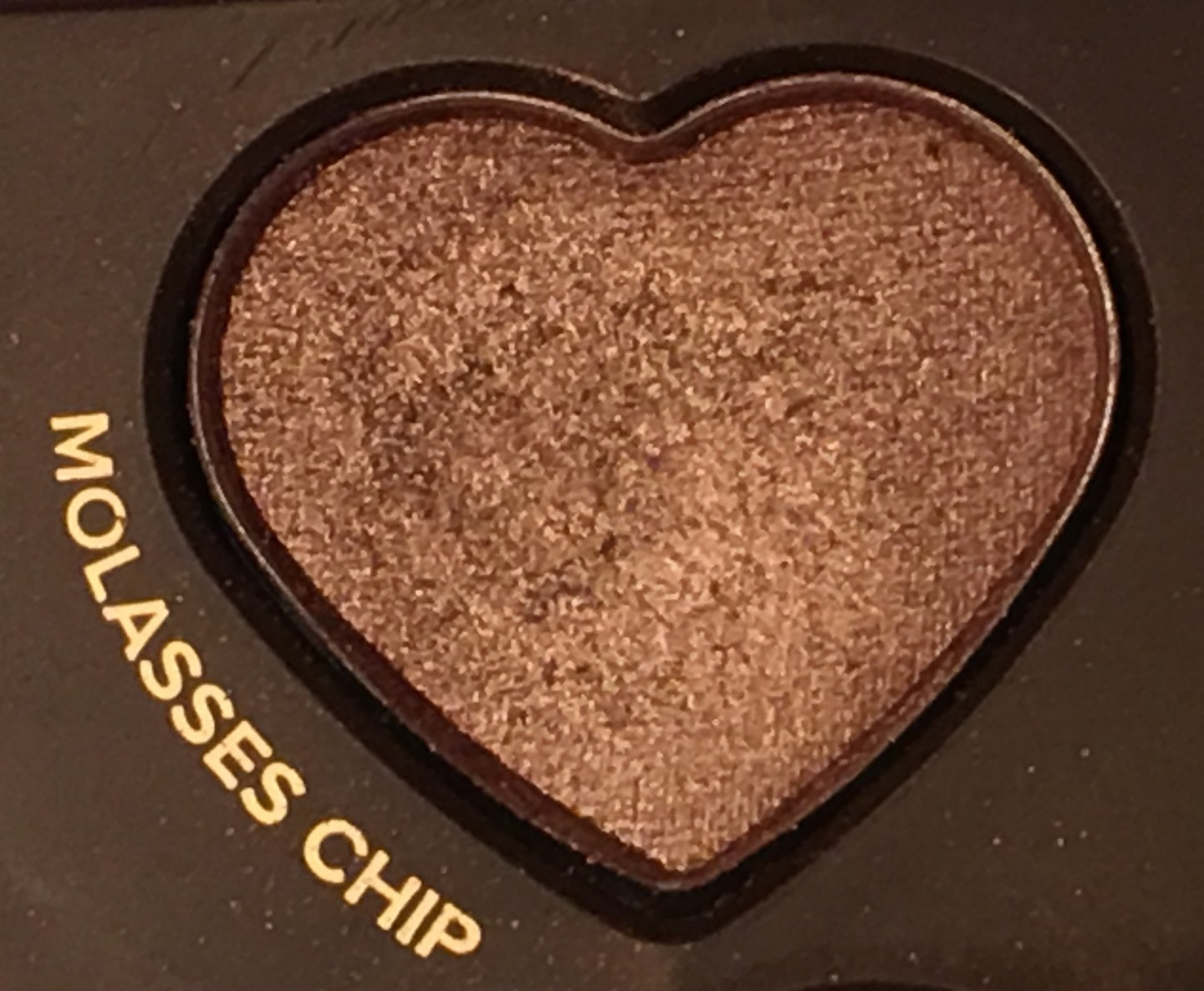 Molasses Chip (Metallic Cocoa Bronze)