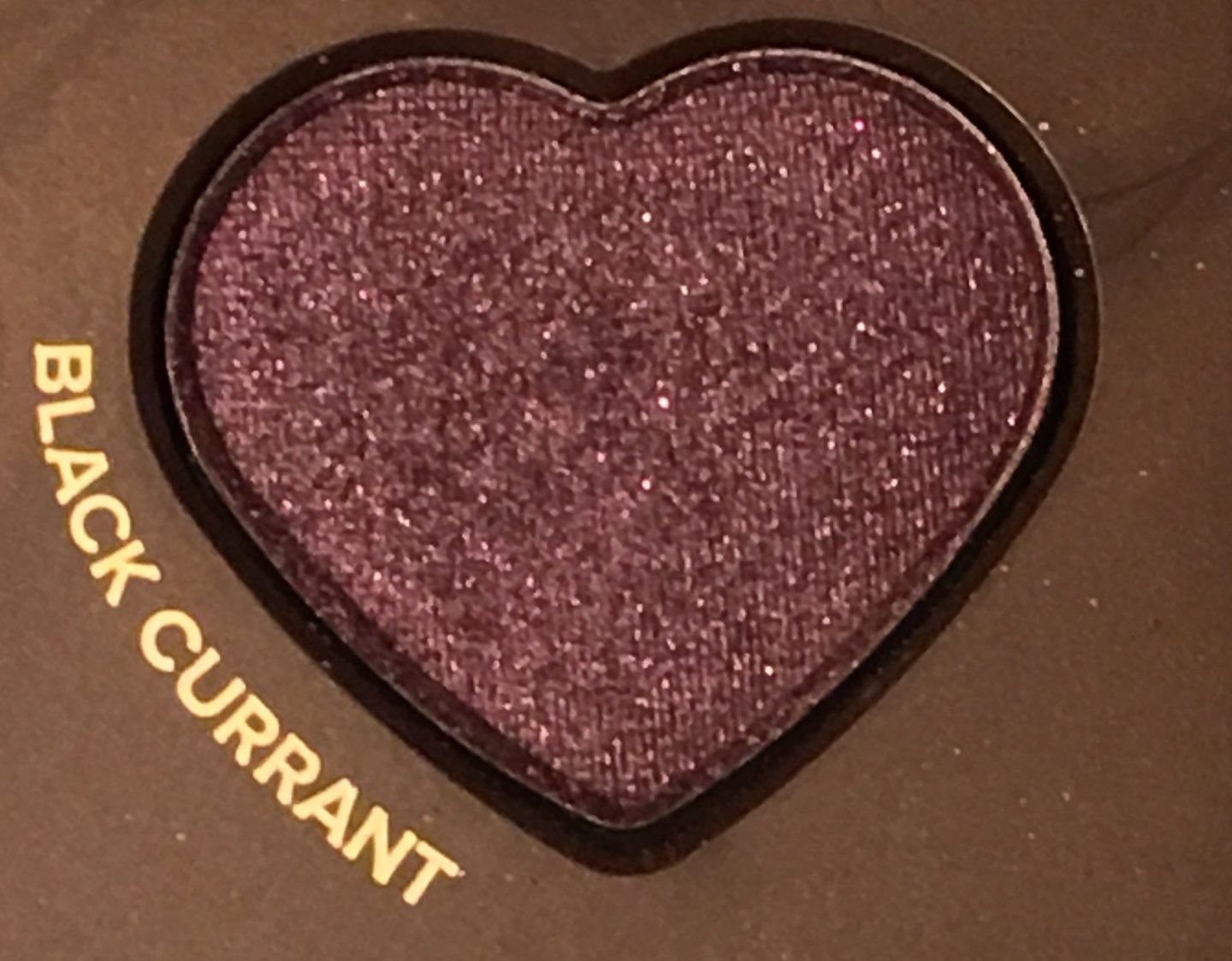 Black Currant (Deep Metallic Amethyst)
