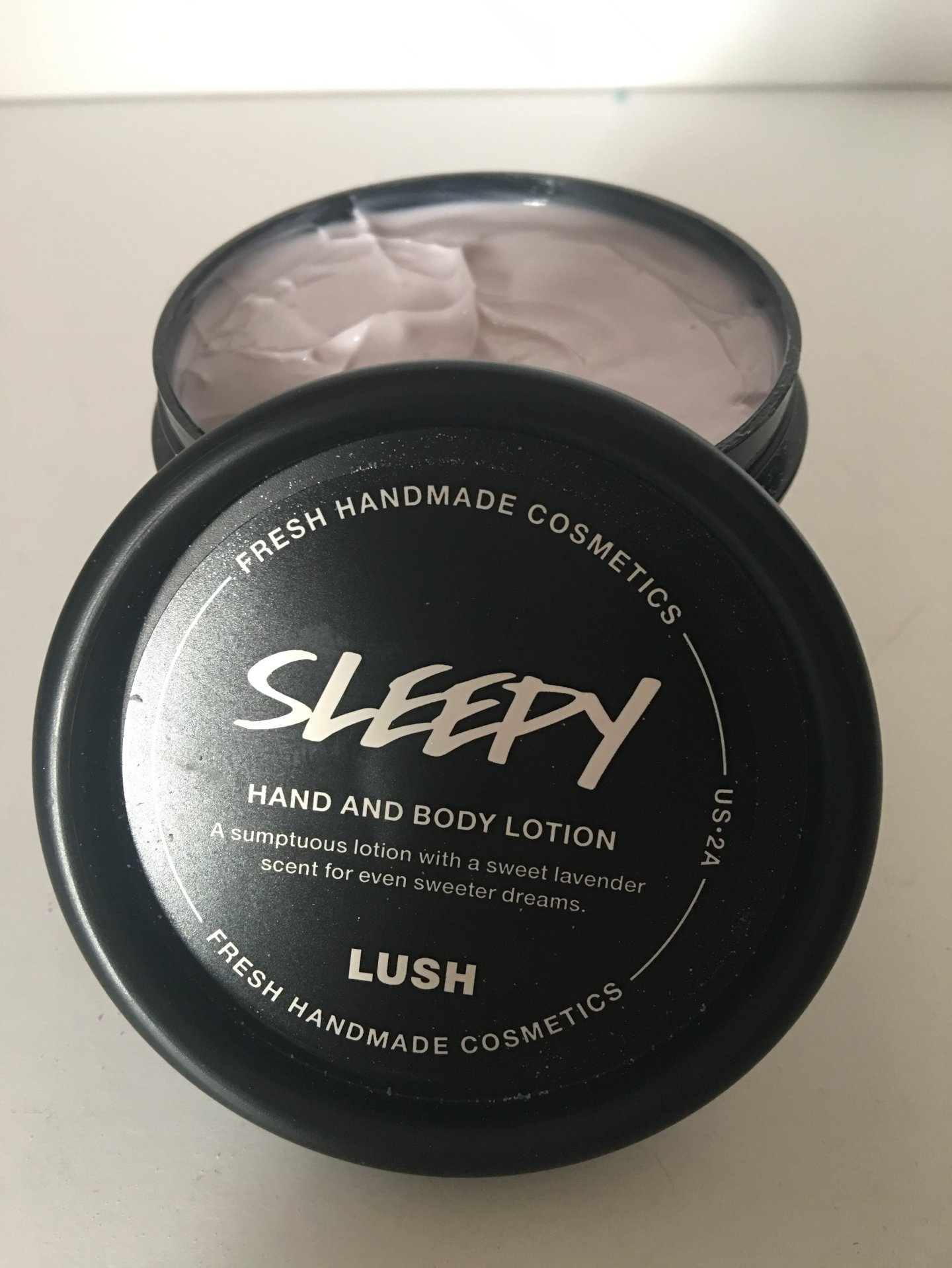 Sleepy Hand and Body Lotion
