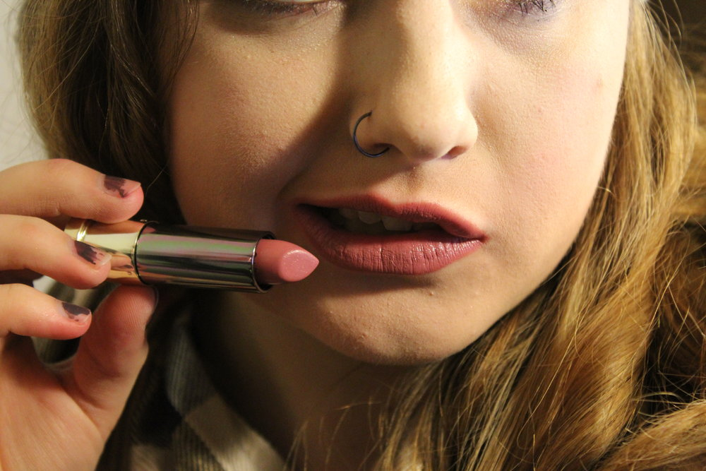 Backtalk Lip Swatch