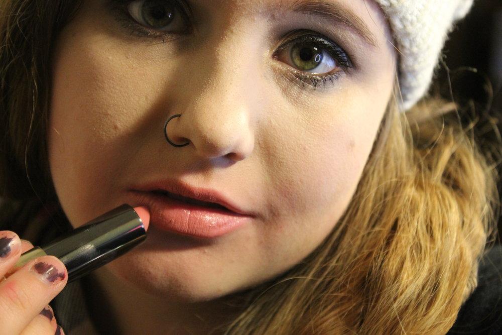 Weirdo Lip Swatch