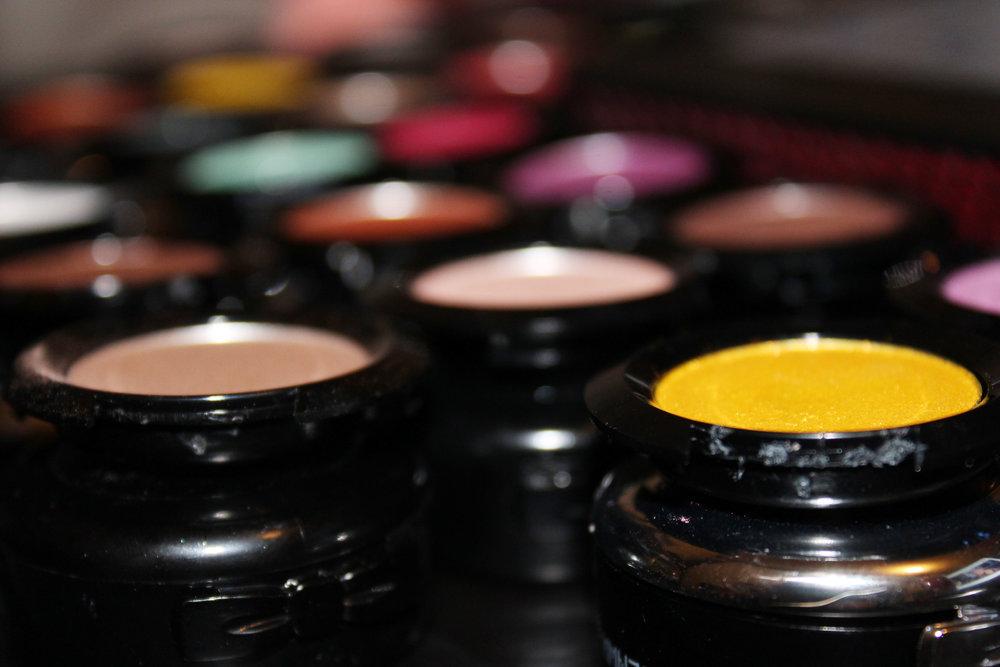 Photo Diary: Depotting Makeup 2