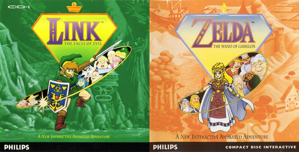 Link: The Faces of Evil & Zelda: The Wand of Gamelon Review 1