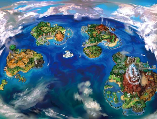 Pokemon Sun & Moon: Connections to Hawaii 2