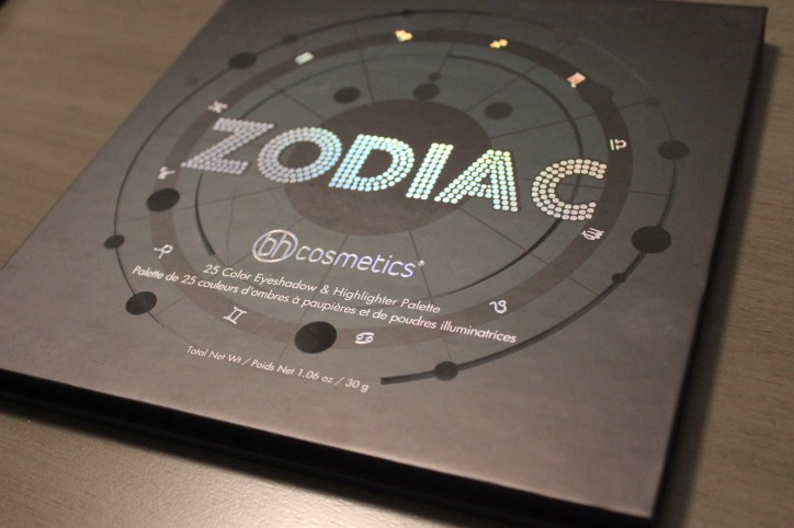Zodiac Love Signs - 25 Color Eyeshadow & Highlighter Palette by BH Cosmetics #20