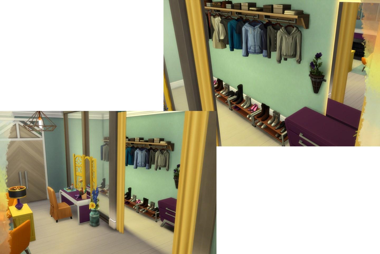 Sims Color Palette Build