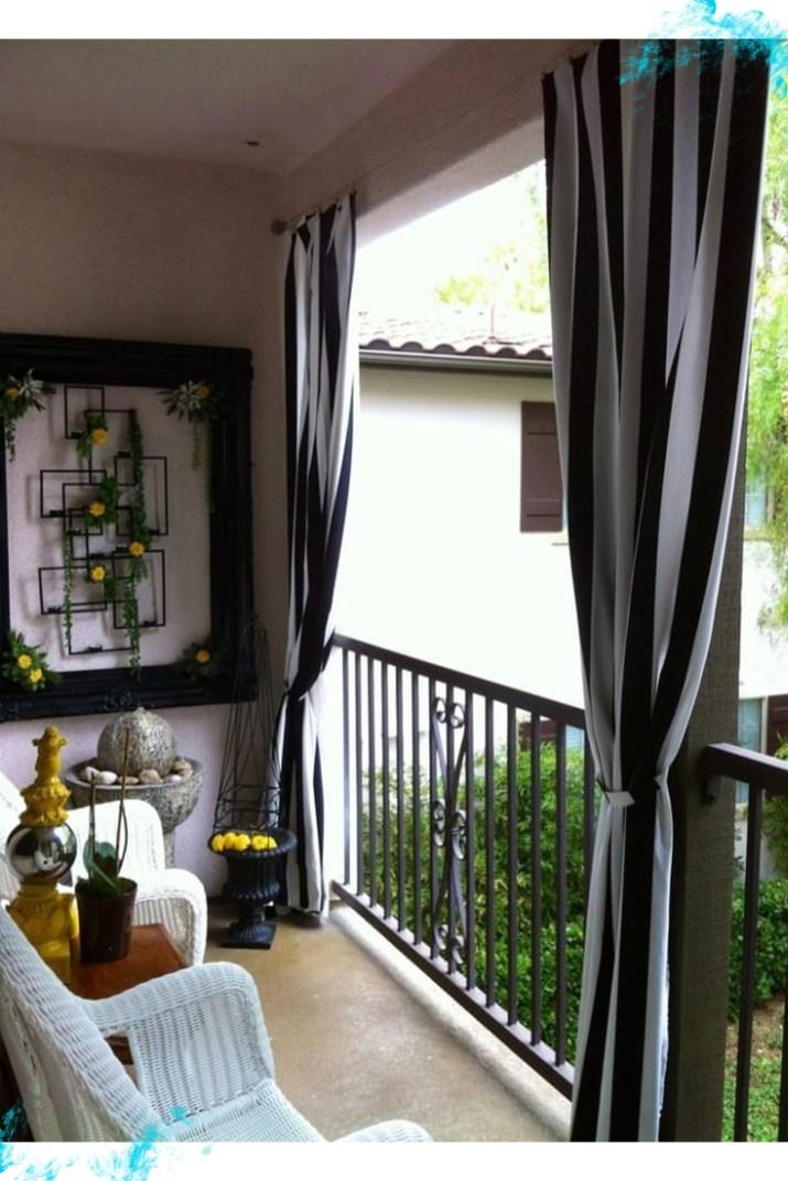 Apartment Balcony Decoration 1