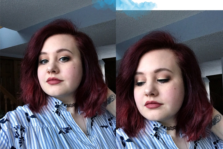 ColourPop I Think I Love You Look 2