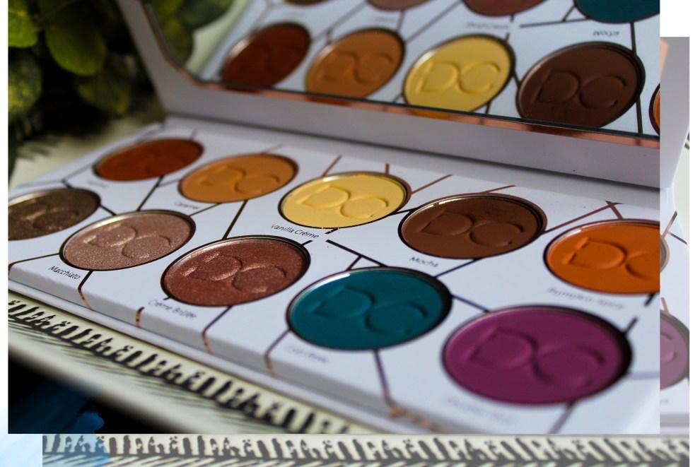 Dominique Cosmetics Latte