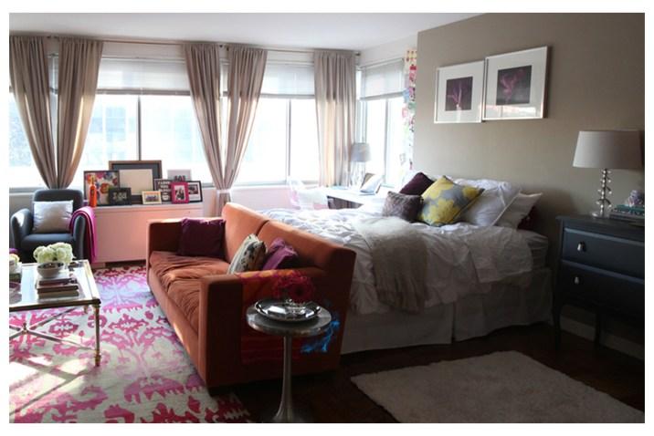 Studio Apartment Space 4