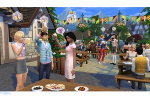 Sims 4 Get Together 1