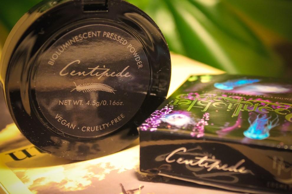 Black Moon Cosmetics Moonlighter Centipede packaging