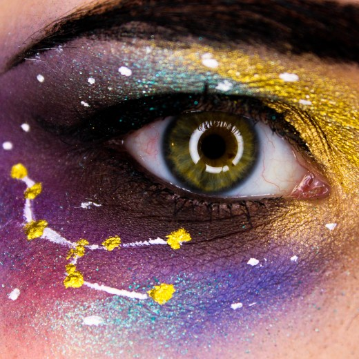 ColourPop The Zodiac Palette Taurus Creative Makeup Look.jpg
