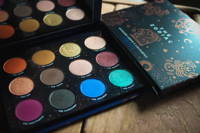 ColourPop x Kathleen Lights Zodiac Palette