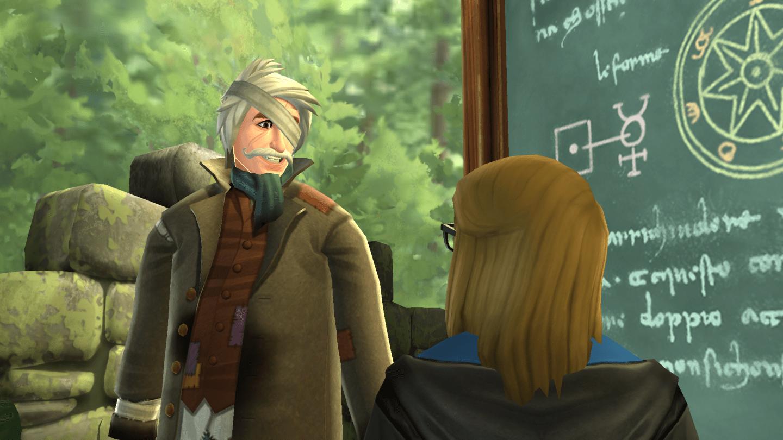 Professor Kettleburn