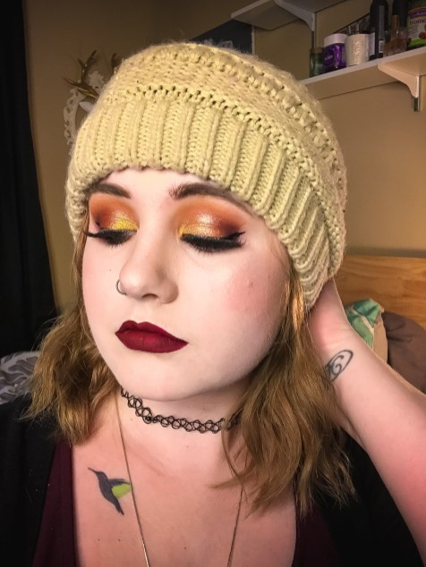 ColourPop Good Sport Look 1