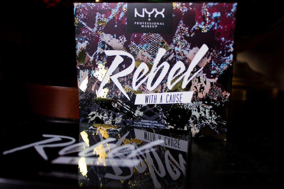 NYX Rebel with a Cause 1