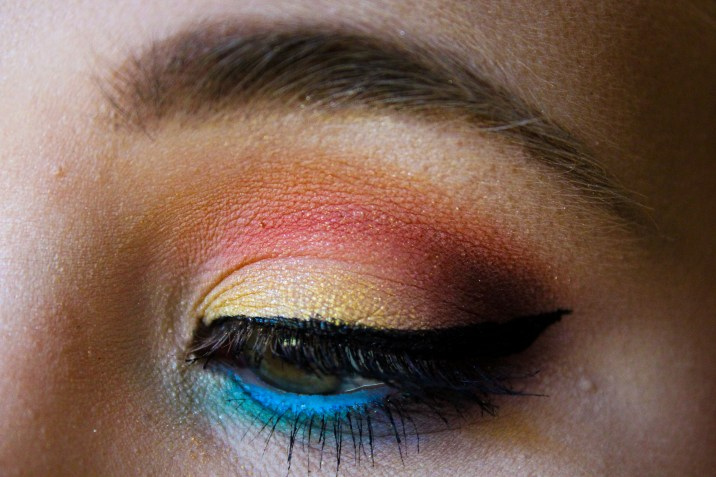 Storybook Cosmetics Charlie and Chocolate Palette Look 4