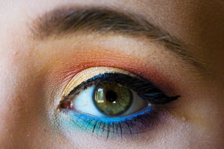 Storybook Cosmetics Charlie and Chocolate Palette Look 5