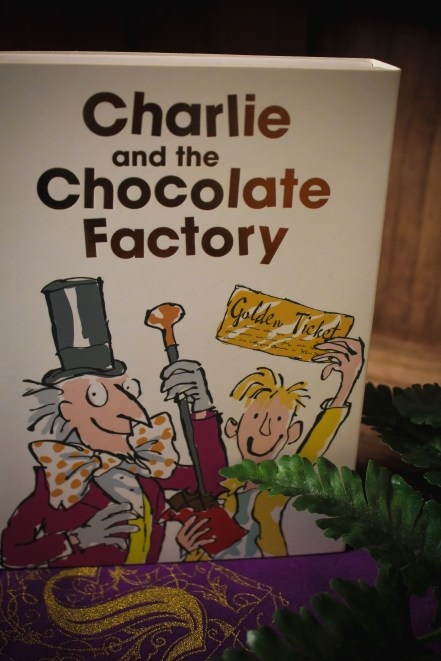 Storybook Cosmetics Charlie and the Chocolate Factory 2