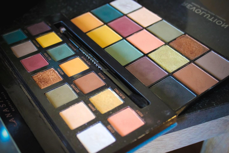 ABH v Makeup Revolution 2
