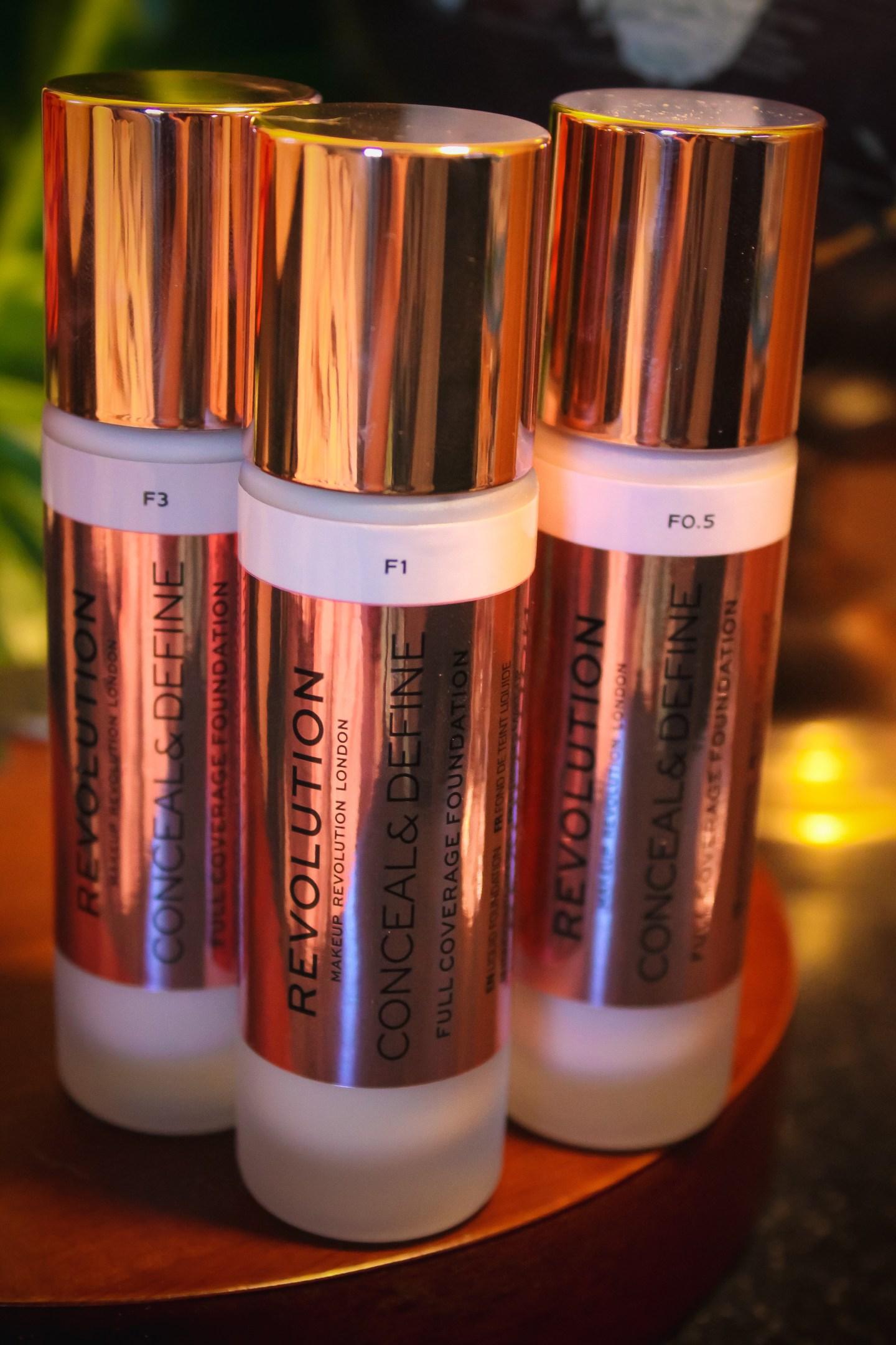 Makeup Revolution Conceal Define Foundation.jpg