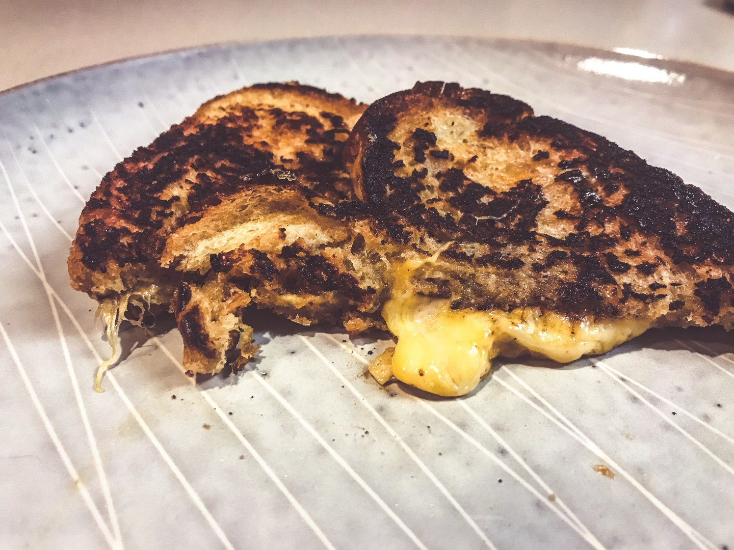 Grilled Cheese Sandwich 4