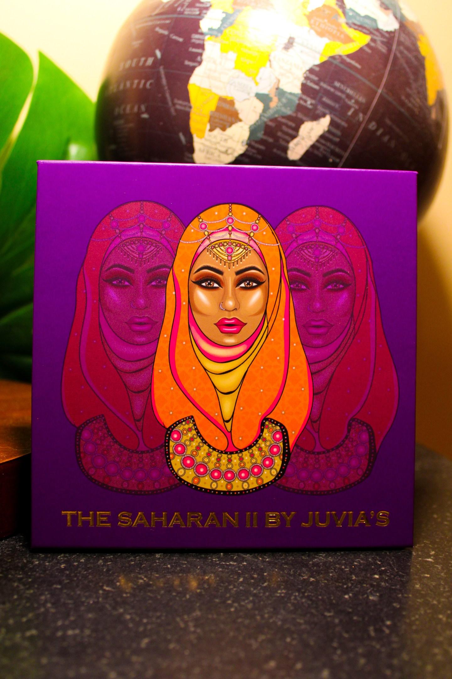 Juvia Place The Saharan 2 Palette 1