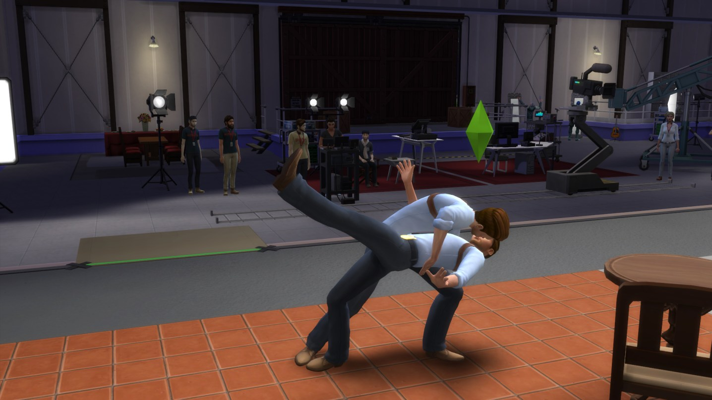 Sims 4 Get Famous 11