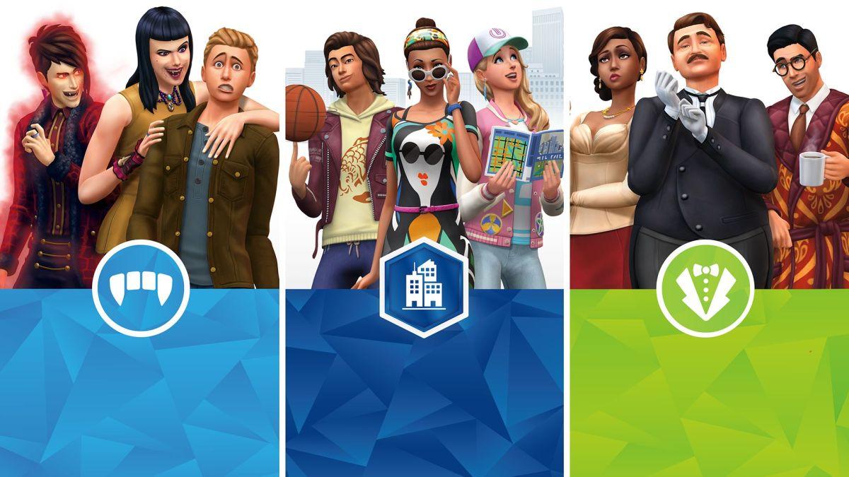 The Sims 4: Ranking the Packs - Mae Polzine