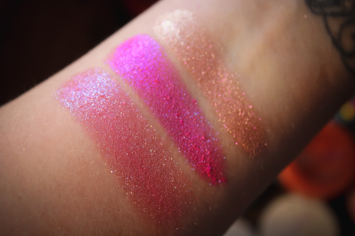 ColourPop Jelly Much Shadows Pink