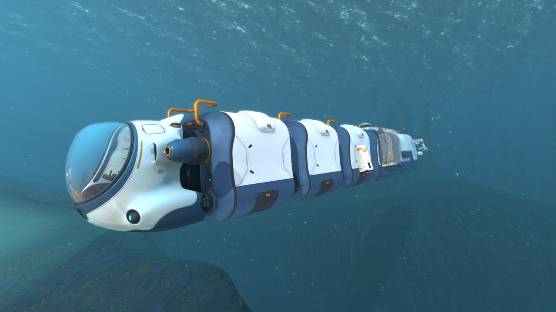Subnautica: Below Zero - Sea Truck 1