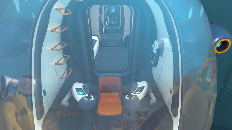 Subnautica: Below Zero - Sea Truck 8