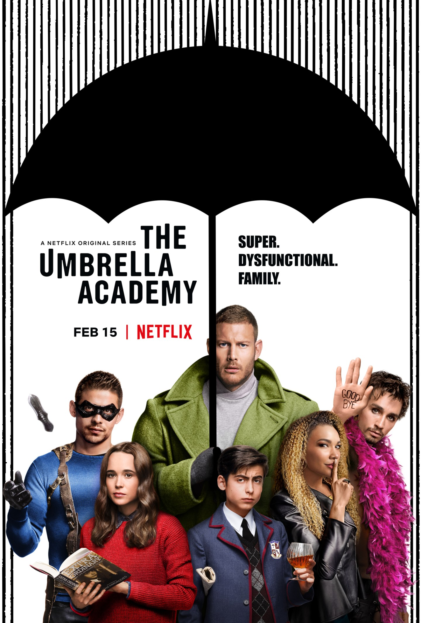 The Umbrella Academy: Thoughts on Season One 1