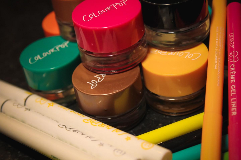 Review of the ColourPop Liners: Crème Gel Pot, BFF Liquid Liner, and Crème Gel Pencil 1