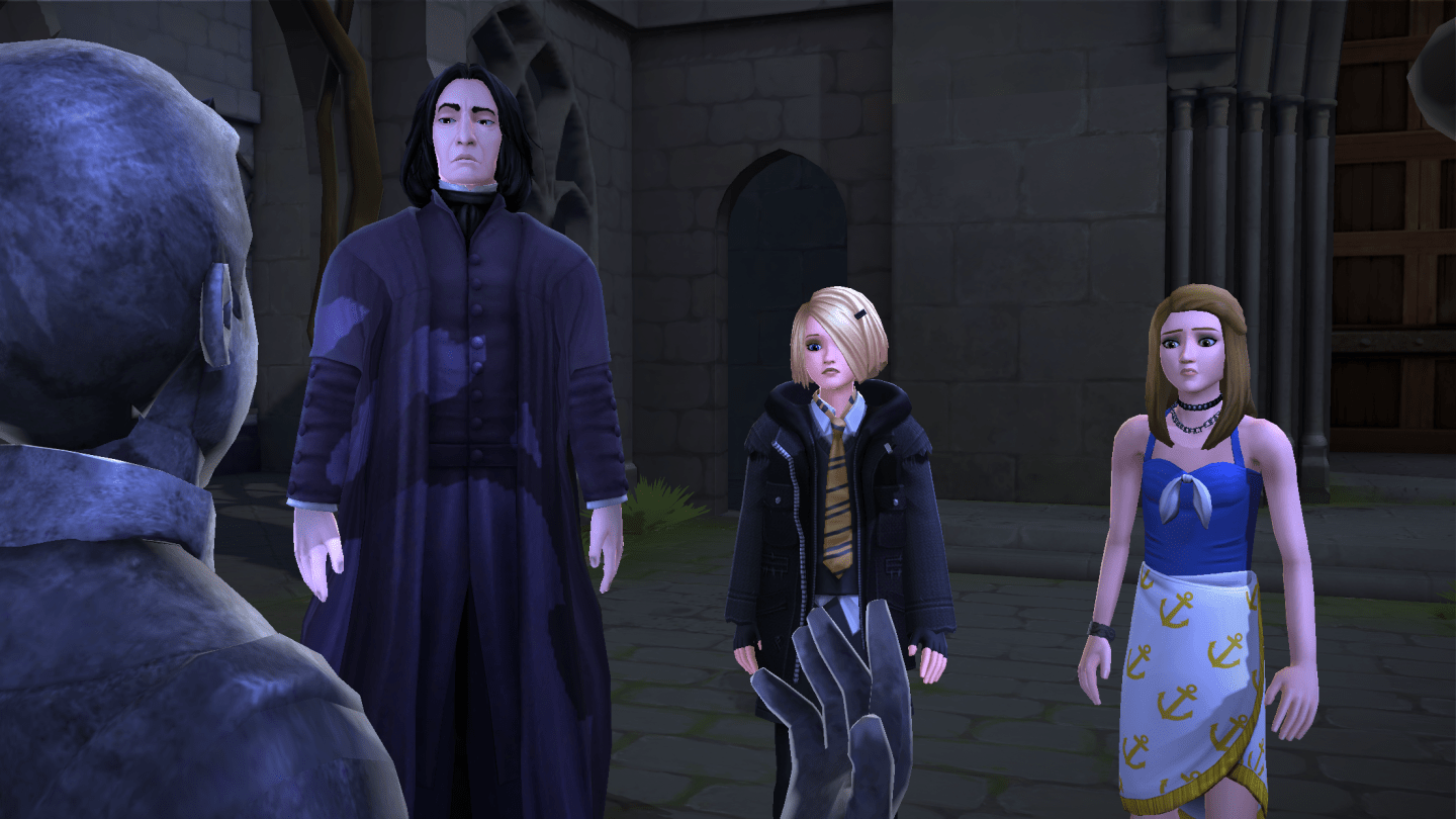 Hogwarts Mystery: Year 6 Overview 3