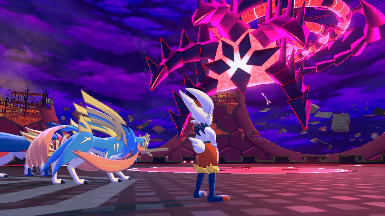 Pokemon Sword & Shield: Stopping the Darkest Day 16