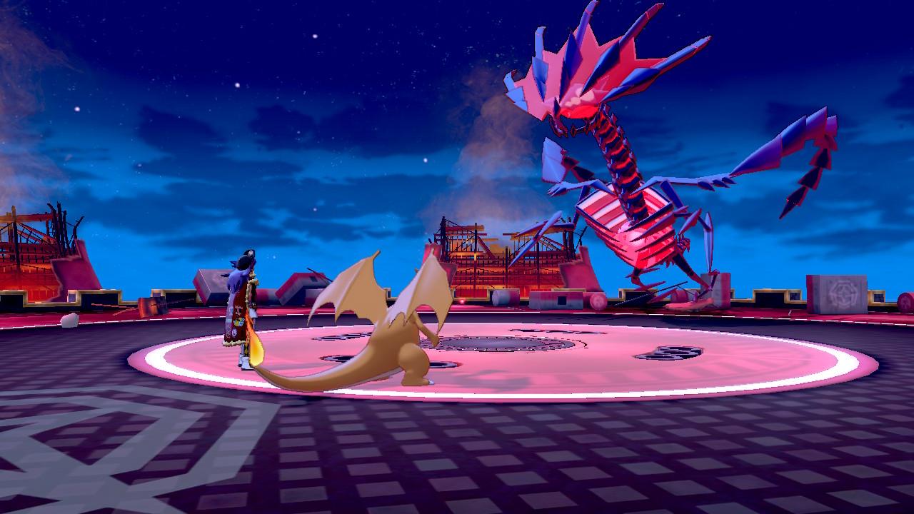 Pokemon Sword & Shield: Stopping the Darkest Day 4