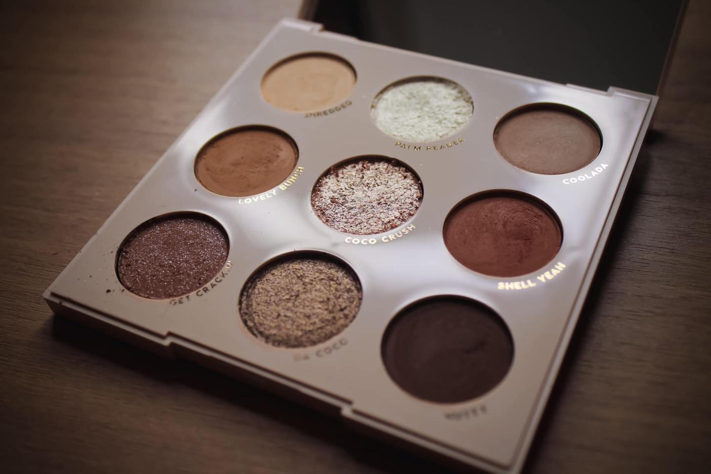 Review & Swatches of the ColourPop 9-Pan Shadow Palettes (Part 2) 11